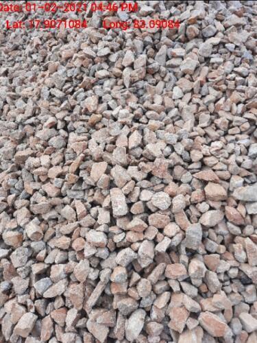 Quartzite 40 to 80 mm